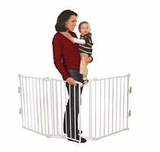 Regalo 76-Inch Super Wide Metal Configurable Gate Safety Gates Baby Health - $104.96