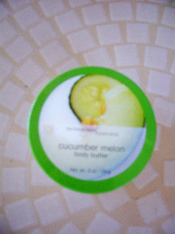 Bath & Body Works Cucumber Melon Body Butter 7 oz / 200 g