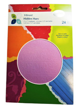 Momenta Vibrant Hidden Hues Specialty Paper, 24 Sheet