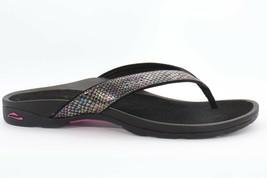 Abeo Alea  Sandals Petrol  Size 10 Neutral Footbed ( )6758 - $110.00