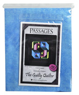 The Guilty Quilter Passages Quilt Kit 53 Inches x - $85.01