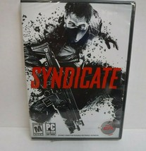 EA Syndicate PC DVD Video Game - $23.76