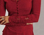 N tops women blouses lace crochet embroidery sleeve hollow casual shirts plus size thumb155 crop