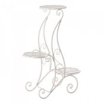 Curlicue Design 3-tier Plant Stand - $84.18 CAD