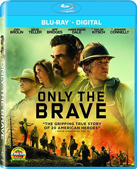 Only the Brave [Blu-ray+Digital] (2018)