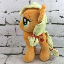 "My Little Pony Applejack Plush 9.5"" Orange Blonde Stuffed Animal Toy Has... - $14.84"