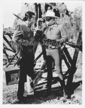 Lone Ranger Clayton Moore Tonto Jay Silverhills 8x10 Photo 1000010 - $9.99