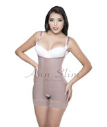 Ann Slim 3301 Powernet Shapewear Strapless Tuck, control, flaunt and con... - $67.99