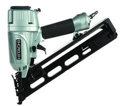Hitachi Angle Finish Nailer Air Duster NT65MA4 1-1/4 Inch to 2-1/2 Inch ... - $187.00