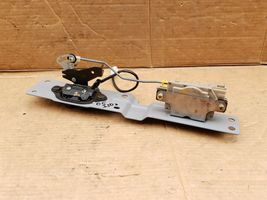 08-12 Nissan 370z Trunk Lid Liftgate Release Lock Power Actuator Motor & Latch image 7