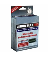 Applied Nutrition Libido-Max RED for Male Physical Response Nitric Oxide... - $8.68