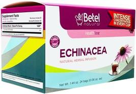 Echinacea (Equinacea) Tea by Betel Natural - Fight the Winter Blues - $10.95