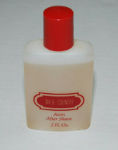 Wild Country Avon After Shave Men Shaving 2 fl oz Vintage Scent 90% FULL  - $14.80