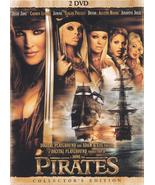 PIRATES - JESSE JANE, CARMEN LUVANA , JANINE UNCUT VERSION ALL REG SEALE... - $23.90