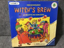 Ravensburger Greek Board Game Witches's Brew 2004 - $48.51