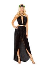 Sexy Roma 2pc Greek Goddess Egyptian Roman Fancy Dress Halloween Costume... - $70.00