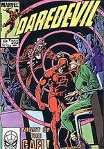 Daredevil (1964 series) #205 [Comic] Marvel - $11.00