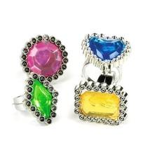 Colorful Rhinestone Rings 72 - ₹462.81 INR
