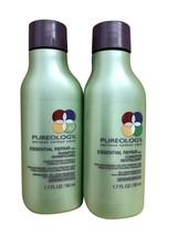Pureology Essential Repair Shampoo 1.7 OZ & Conditioner Travel Set - $11.90