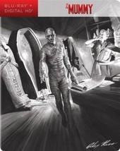 The Mummy (Blu-ray Steelbook)