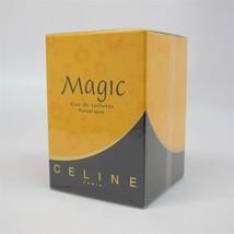 MAGIC by Celine 50 ml/ 1.7 oz Eau de Toilette Spray NIB - $49.49