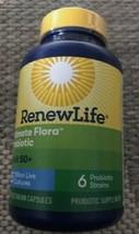 Renew Life Adult 50+ Probiotic, Ultimate Flora 25 Billion, 30 Capsules E... - $17.77