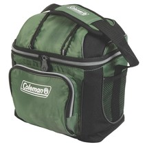 Coleman 9 Can Cooler - Green [3000001318]  - $17.99