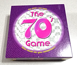 The 70's Game--2002--USA - $14.50