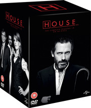 House M.D MD The Complete Series Collection DVD REGION 2 PLEASE READ LIS... - $81.95