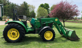 2002 John Deere Model 6220L For Sale in Athens, Michigan 49011 image 7