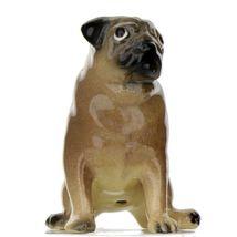 Hagen Renaker Dog Pug Mama Tan Ceramic Figurine image 9