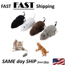 cat toy - wind up rat - $10.88
