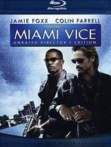 Miami Vice Unrated Director's Edition [Blu-ray]