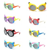 Stylish Upscale Goggles Cartoon Styled Polarized Kids Sun Glasses UV Sha... - $16.14