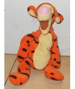 "Disney Store Exclusive Winnie The Pooh Tigger 8"" Beanie plush toy - $10.63"