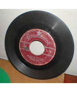 BUDDY HOLLY-THAT'LL BE THE DAY -I'M LOOKIN FOR SOMEONE TO LOVE-BRUNSWICK 45 - $21.99