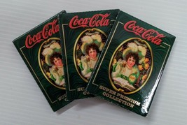 Coca-Cola Super Premium Collection Cards 3 Pack - FREE SHIPPING - $10.88