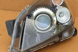 08-09 Saturn Astra Headlight Head Light Lamp Driver Left LH = POLISHED image 7