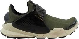 Nike Sock Dart Cargo Khaki/Black-Rattan 819686-300 Men's SZ 4 - $55.41
