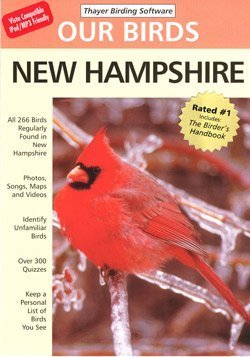 Primary image for Birds of New Hampshire v3.9 [CD-ROM] Windows XP / Windows Vista / Windows 2000
