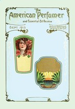 American Perfumer and Essential Oil Review, September 1913 - Art Print - $19.99+