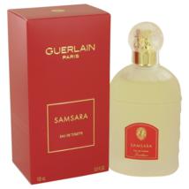 Guerlain Samsara 3.4 Oz Eau De Toilette Spray image 1