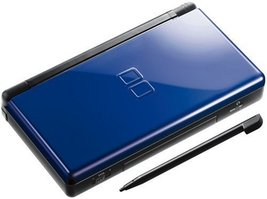 Nintendo DS Lite Cobalt / Black [video game] - $457.69