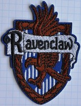 Harry Potter Ravenclaw Embroidered patch - $2.99
