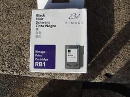 RIMAGE RB1 GENUINE BLACK CARTRIDGE CD/DVD PRINTER sealed boxes - $64.99