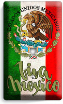 RUSCIC MEXICAN FLAG EAGLE VIVA MEXICO PHONE TELEPHONE WALL PLATE COVER A... - $10.79