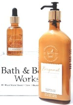 Bath and Body Works Bergamot 3-in-1 Essential Oil & Body Lotion Aroma Se... - $26.24