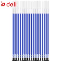 Deli® Pen 20pcs Gel Ink Pen Refill Student Stationery Signature Rods For... - $9.70