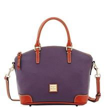 Dooney & Bourke Pebble Grain Charlie Satchel