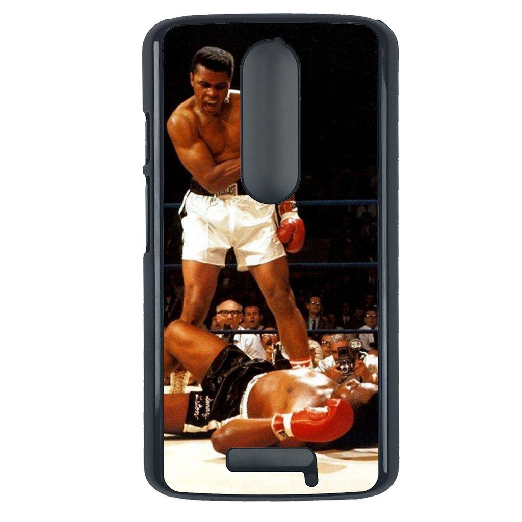 Muhammad Ali Motorola Moto X3 case Customized premium plastic phone case, design